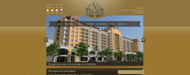 palace at coral gables